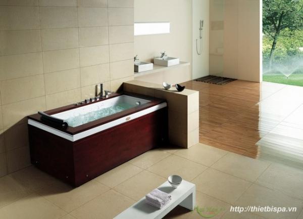 Bồn massage thủy lực