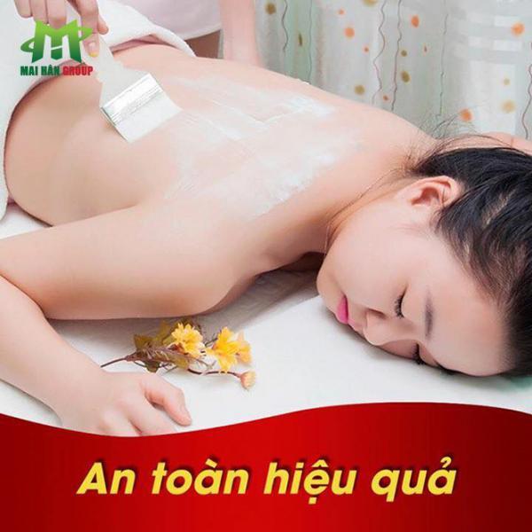 Phi thuyền con sò hồng ngoại – Công nghệ tắm trắng số 1 được khách hàng sử dụng