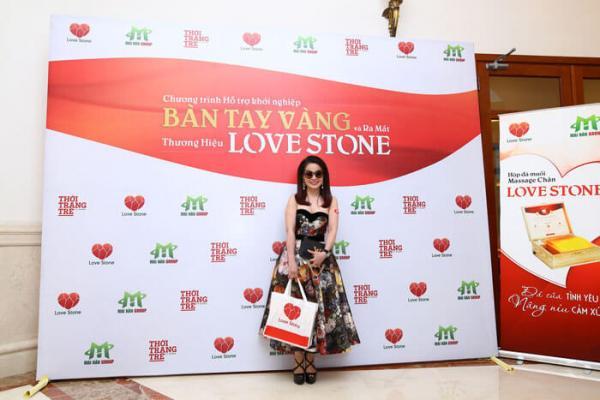 Love Stone chính thức ra mắt thực hiện sự mệnh gắn kết yêu thương - chung tay vì cộng đồng