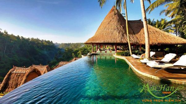 Resort Spa Treehouse Bali