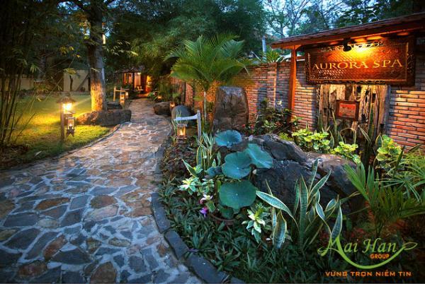 Resort Hồ Tràm Vũng Tàu