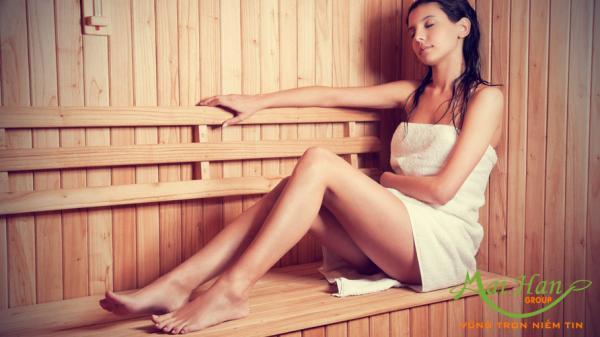Bí quyết xông hơi: tắm trước hay sau?