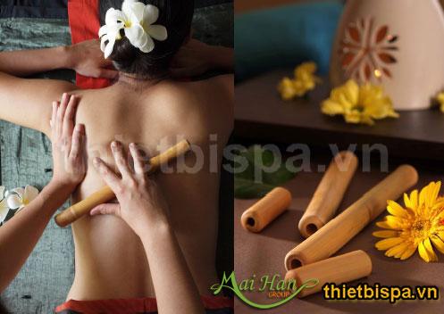 Massage bamboo hiệu quả