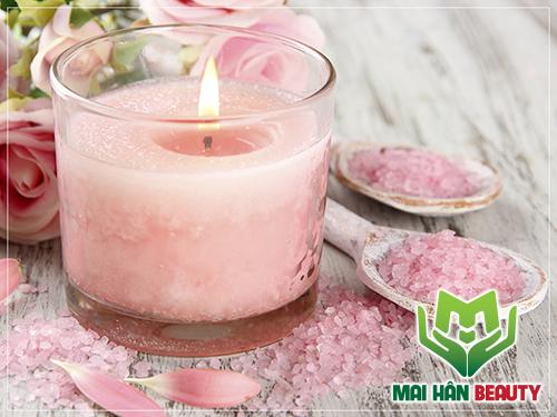 Tiện dụng, hiệu quả và cực kì rẻ với muối tắm massage tẩy da chết Himalaya