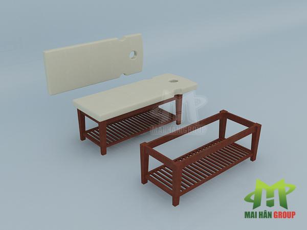 Thiết kế đơn giản nhưng vẫn đảm bảo sự sang trọng và dễ dàng vệ sinh