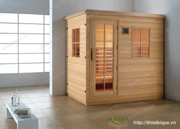 Cách sử dụng phòng xông hơi khô để đạt hiệu quả tốt nhất
