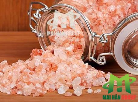 Muối ủ Himalaya tốt toàn diện với sức khỏe và vẻ đẹp của bạn