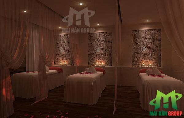 Phòng massage Body 3 tại Miu Miu Spa