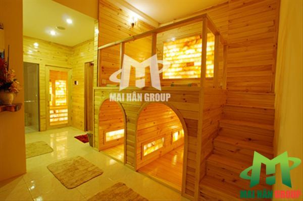 Hang xông hơi đá muối CH Beauty Center Thành phố Hồ Chí Minh