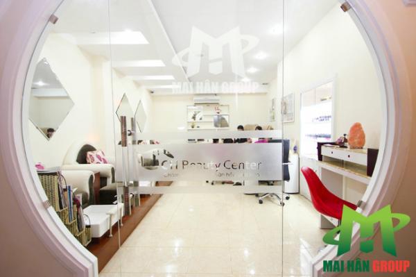 Mặt tiền CH Beauty Center Thành phố Hồ Chí Minh
