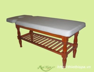 Một số tiện ích và lưu ý của giường massage chân gỗ