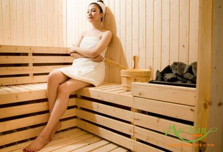 Lưu ý khi lắp đặt máy xông hơi khô Sauna HP rất quan trọng cho việc làm đẹp