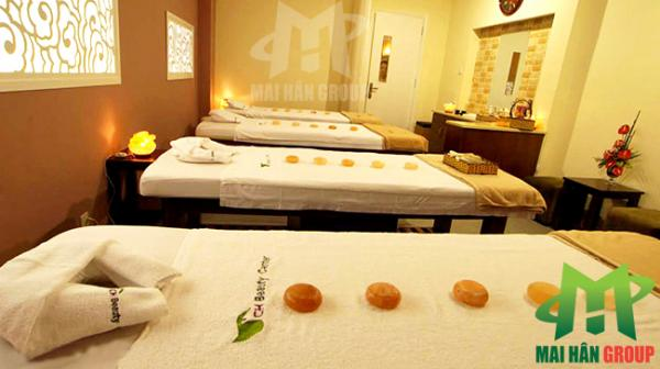 Phòng massage đá muối  CH Beauty Center Thành phố Hồ Chí Minh