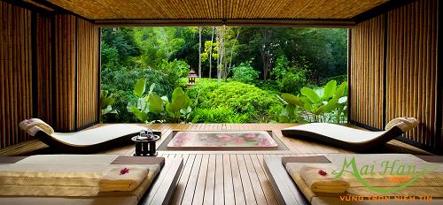 Gần gũi thiên nhiên với thiết kế Spa đẹp và hiệu quả cùng Mai Hân