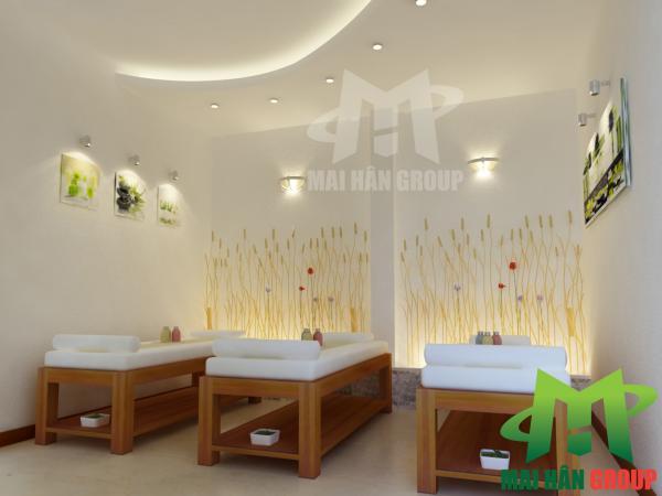 Phòng tắm trắng Thẩm mỹ viện Băng tâm, Bình Dương