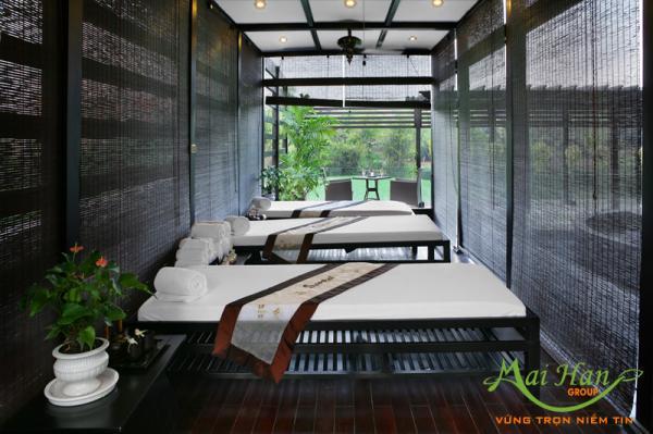Làm sao để thiết kế spa đẹp từ các góc nhìn: Cửa sổ