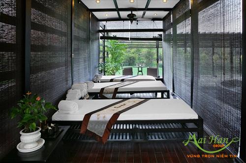 Bố cục trong thiết kế nội thất spa quan trọng như thế nào?