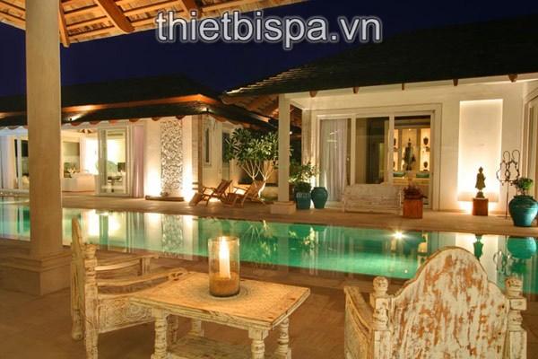 Thiết kế nội thất spa đẹp, hiện đại và sang trọng