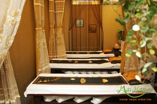 Kinh nghiệm cá nhân trong thiết kế nội thất spa