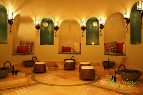 Thiết kế spa – Quyết định sự thành công của spa và tạo phong cách riêng cho spa của bạn