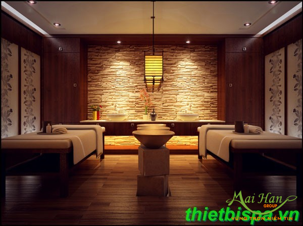 Mai Hân – chuyên gia thiết kế Spa đẹp mang đến cảm giác thư giãn tuyệt vời