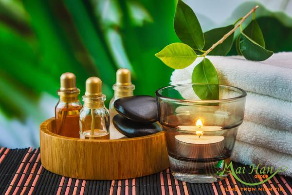 Spa hiệu quả hơn với mùi hương đặc trưng