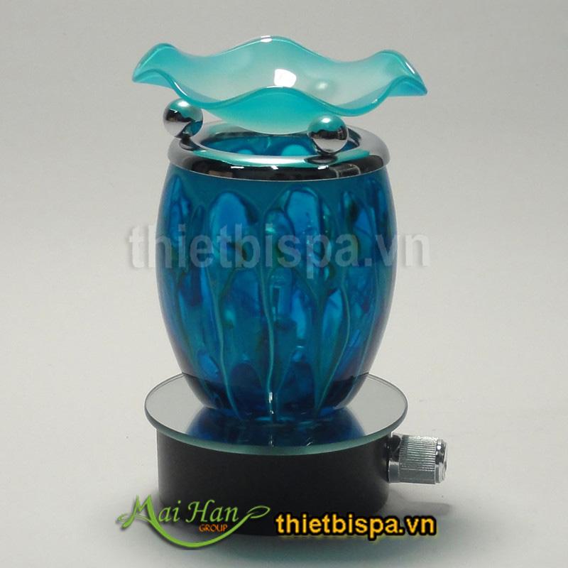 Đèn xông tinh dầu thủy tinh 02