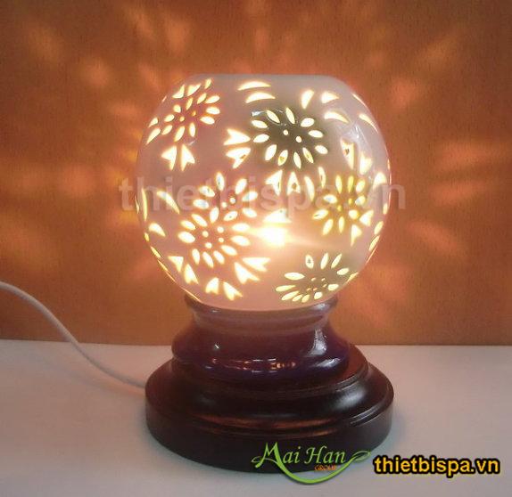 Đèn xông tinh dầu tròn MS 03