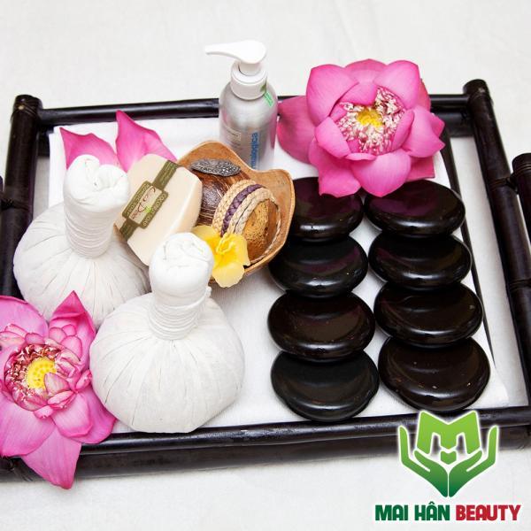 Đá nóng massage – phương pháp chăm dưỡng diệu kỳ cho sức khỏe và sắc đẹp