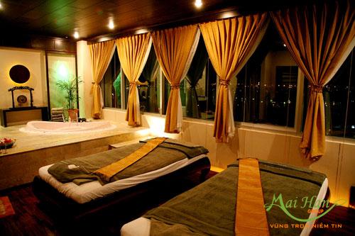 Phòng massage Spa