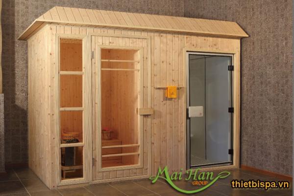 Phòng xông hơi tại nhà