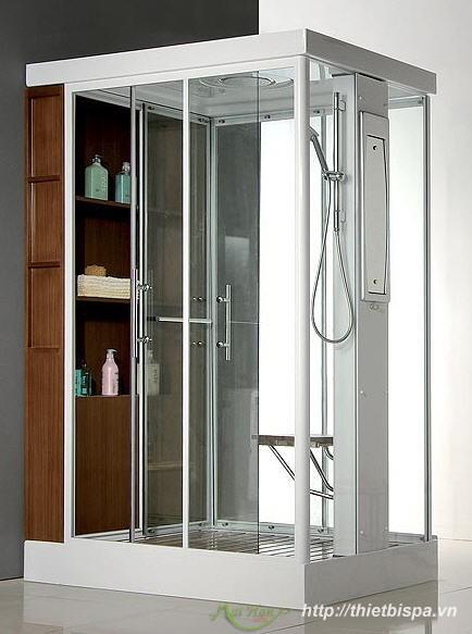 Phòng xông hơi trong nhà tắm