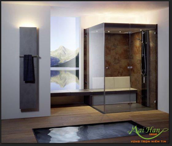 Phòng xông hơi ướt Repabad