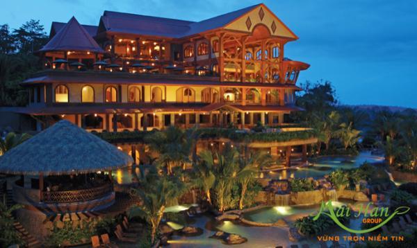 Khách sạn sang trọng