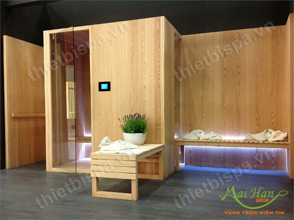Thiết kế spa tại nhà 2013