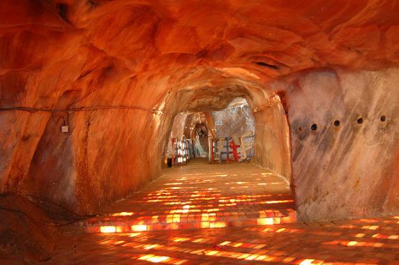 Nâng tầm spa với phòng xông hơi đá muối Himalaya hiệu quả