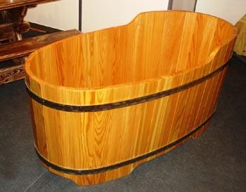 Những lý do chọn bồn tắm gỗ Mai Hân để sử dụng