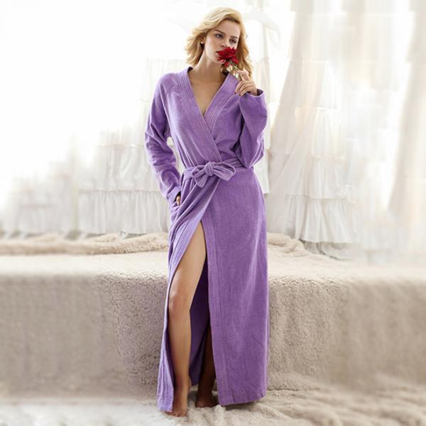 Bí kíp chọn khăn và áo choàng cho Spa một cách hữu hiệu