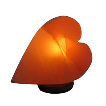 Bừng sáng không gian sống của bạn với đèn đá muối Love Stone