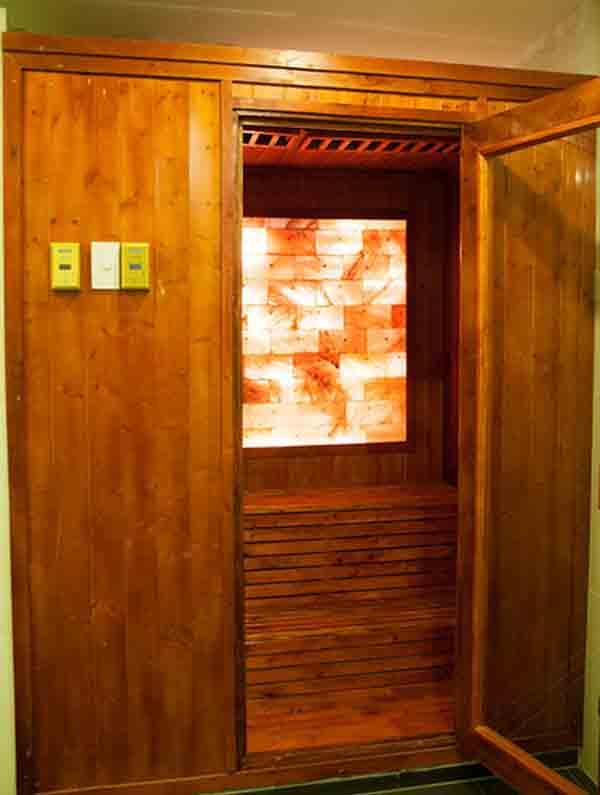 Dự án hệ thống phòng xông Diamond Yoga & Fitness Center