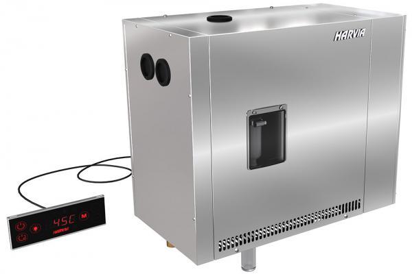5 đặc điểm nổi bật của dòng máy xông hơi Harvia so với các dòng khác trên thị trường