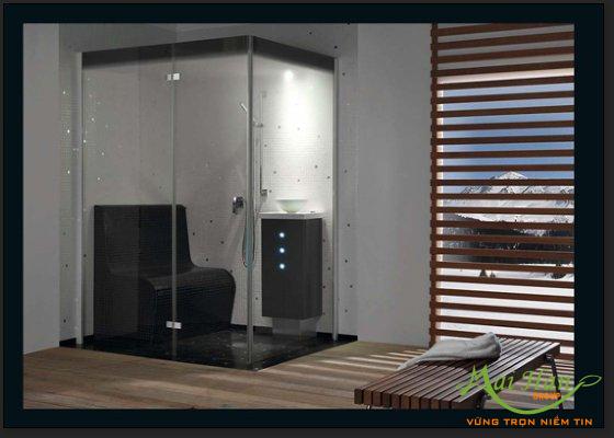 Phòng xông hơi ướt- khơi sáng cho vẻ đẹp tinh tế cho không gian nhà bạn