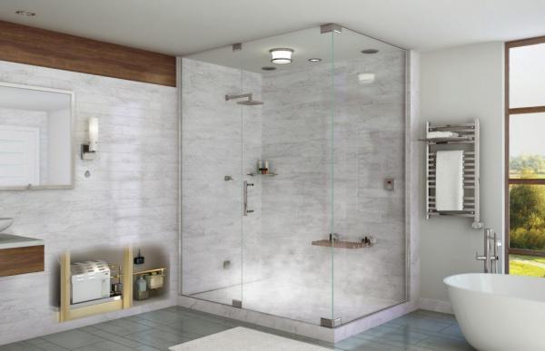 Những phụ kiện quan trọng cần thiết phải có bên trong phòng xông hơi ướt
