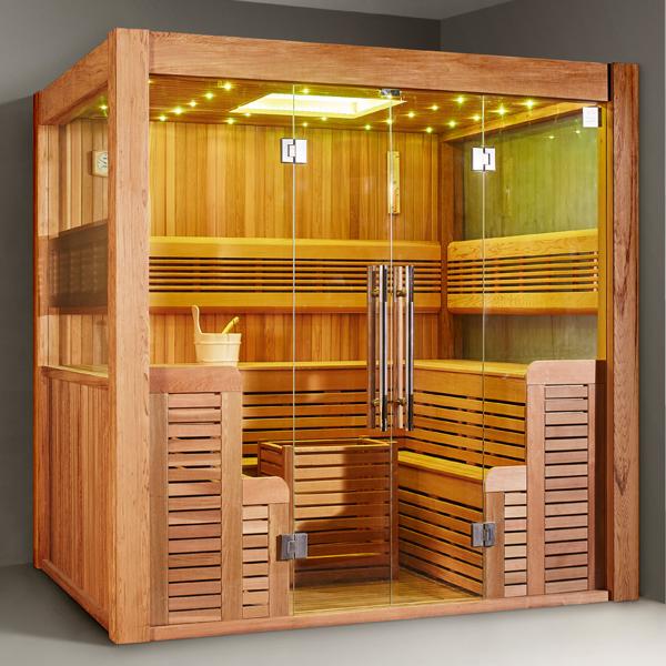 Phòng xông hơi khô có phải là sự lựa chọn tốt cho gia đình bạn?