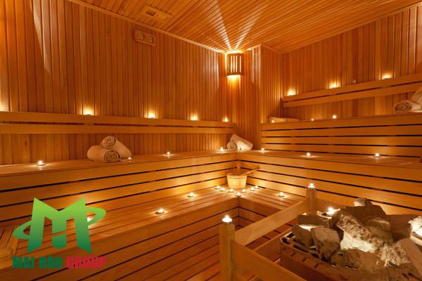 Sử dụng phòng xông hơi vào mùa đông có gây sốc nhiệt và ảnh hưởng xấu đến sức khỏe?