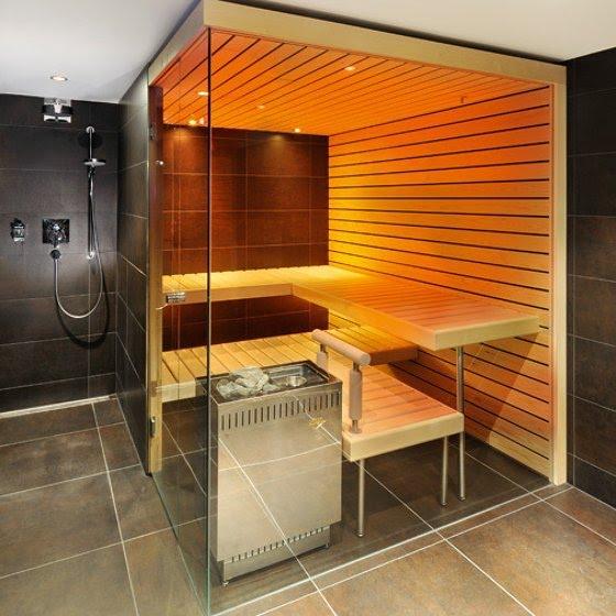 Lắp đặt phòng xông hơi cho căn nhà nhỏ hẹp như thế nào?