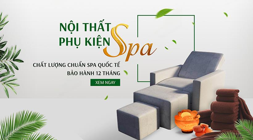 Noi That Phu Kien Spa