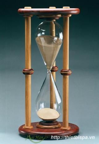 Đồng hồ cát đo thời gian