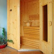 phòng xông hơi Sauna 04
