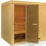 phòng xông hơi khô 09